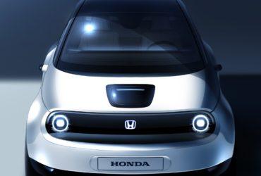 Honda anunță că va dezvălui la Geneva prototipul noului său vehicul electric