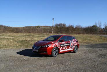 Noul Nissan Leaf – Maşina cu o singură pedală!