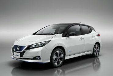 Nissan Leaf a fost cel mai bine vândut vehicul electric din Europa în 2018