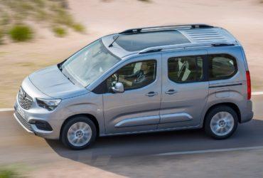 Noul Opel Combo Life – Practic, confortabil şi inovativ
