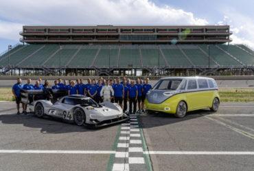 Volkswagen vrea să stabilească un record cu modelul ID. R pe circuitul Nürburgring