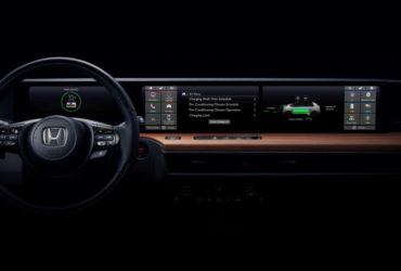 Honda prezintă interiorul mașinii electrice pe care o va expune la Geneva