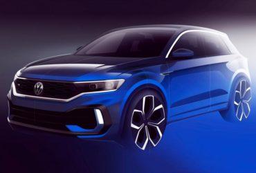 Volkswagen T-Roc R va debuta la Salonul Auto de la Geneva