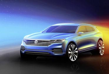 Volkswagen Touareg a fost recompensat cu aur la German Design Award