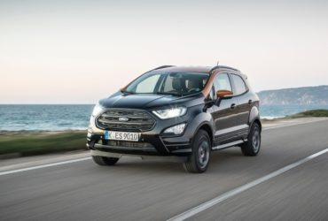 Ford EcoSport facelift – Nivel superior de confort