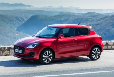 Noul Suzuki Swift – Şi mai agil şi plăcut de condus