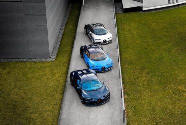 Al doilea model din gama Bugatti ar putea avea propulsie electrică