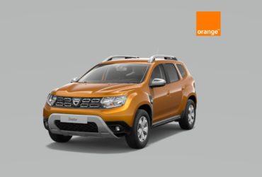 Dacia lansează Seria Limitată Duster connected by Orange