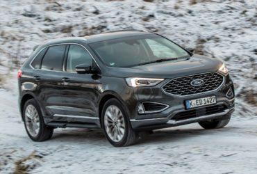 Ford Edge Facelift – Un SUV inteligent pentru o lume inteligentă
