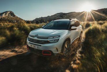 Noul Citroën C5 Aircross – Ofensiva continuă