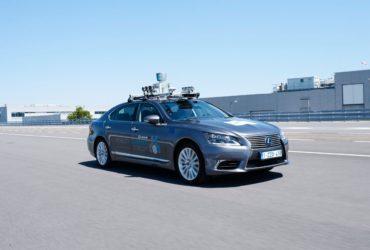 Toyota a început testarea unui sistem autonom pe drumurile publice din Europa