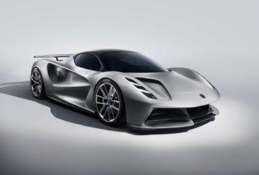 Noul hypercar electric Lotus Evija a fost dezvăluit oficial