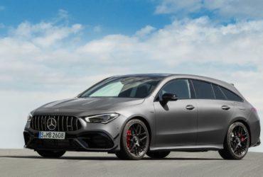 Mercedes-AMG prezintă noul CLA 45 4Matic+ Shooting Brake