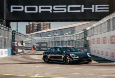 Porsche oferă noi indicii despre modelul electric Taycan