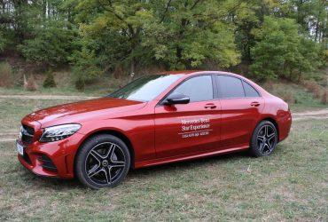 Mercedes-Benz C200 facelift 4MATIC – Mai degrabă regizor decât şofer