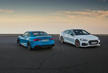 Audi a actualizat modelele RS 5 Coupé și RS 5 Sportback