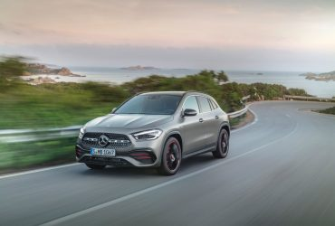 Noul Mercedes-Benz GLA a fost prezentat oficial